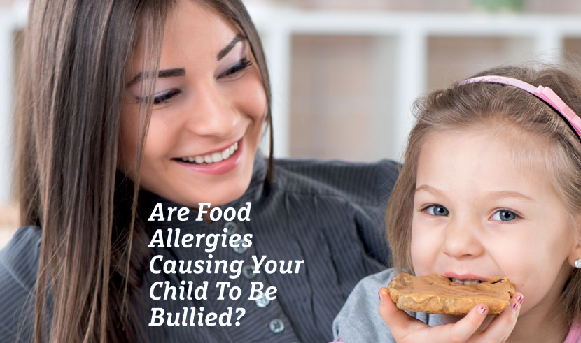 Are Food Allergies Causing Your Child To Be Bullied
