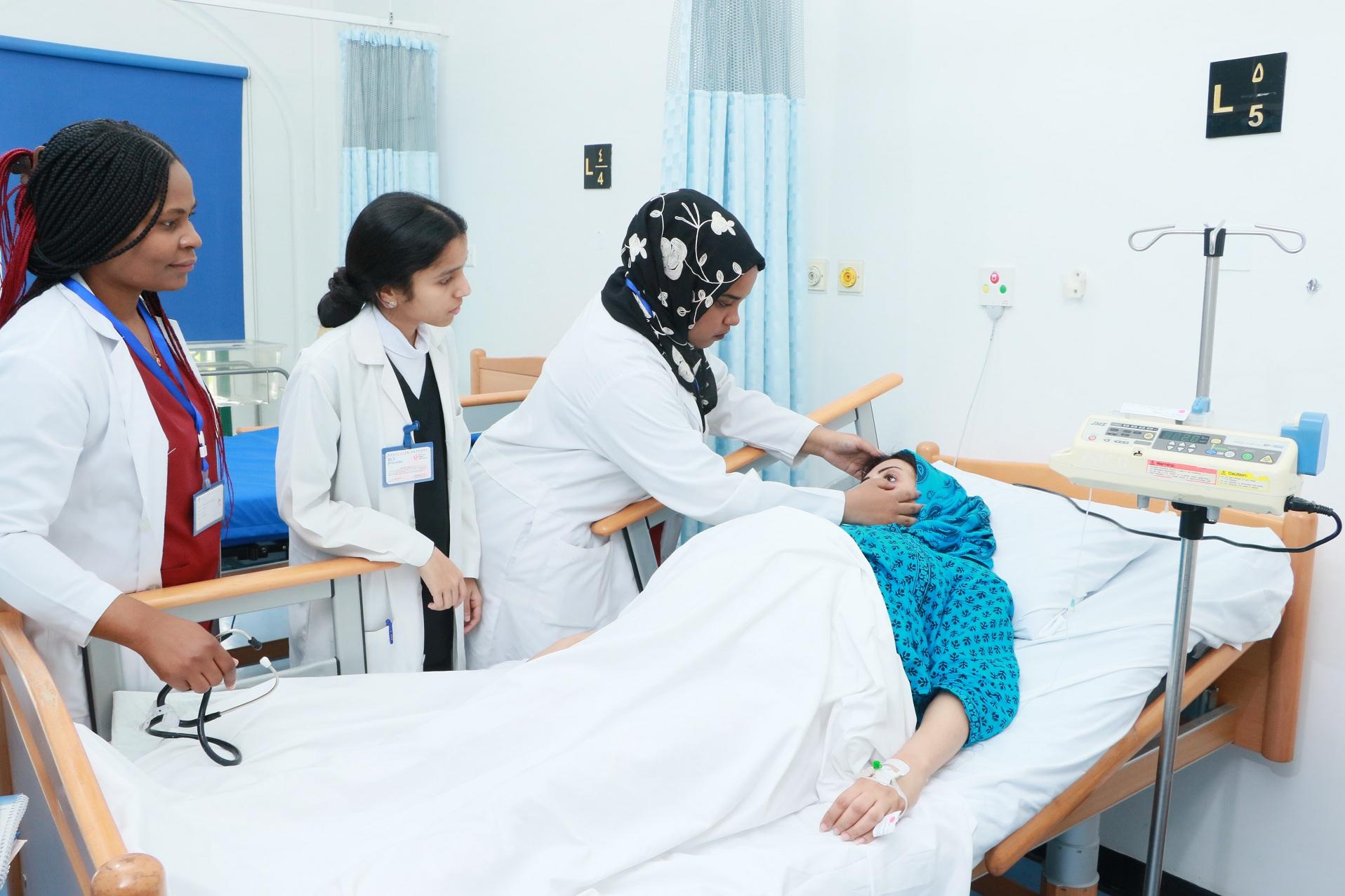 WHO Geneva Felicitates 'International Year of the Nurse and Midwife' Celebrated by Gulf Medical University