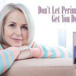 women talk on Perimenopause