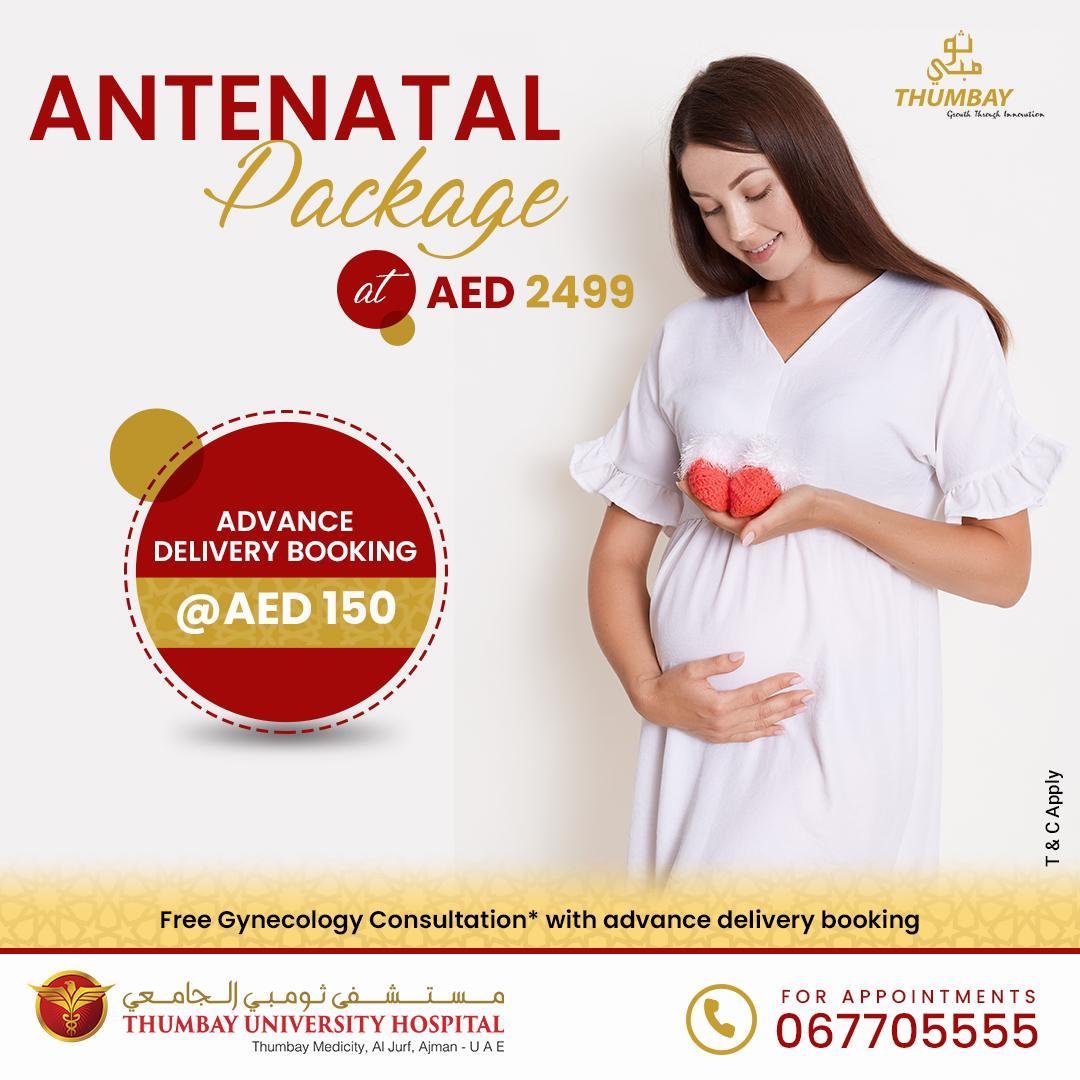 Antenatal Package