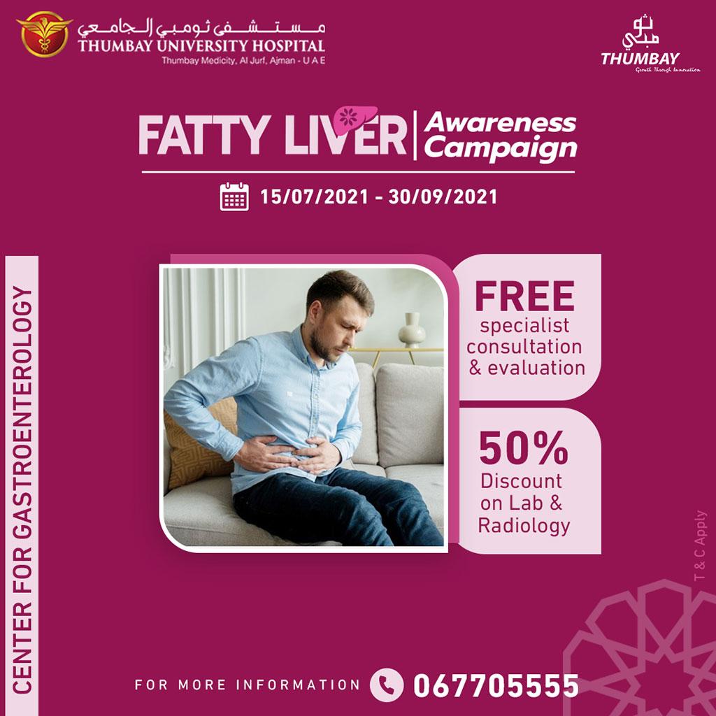 Fatty Liver Campaign